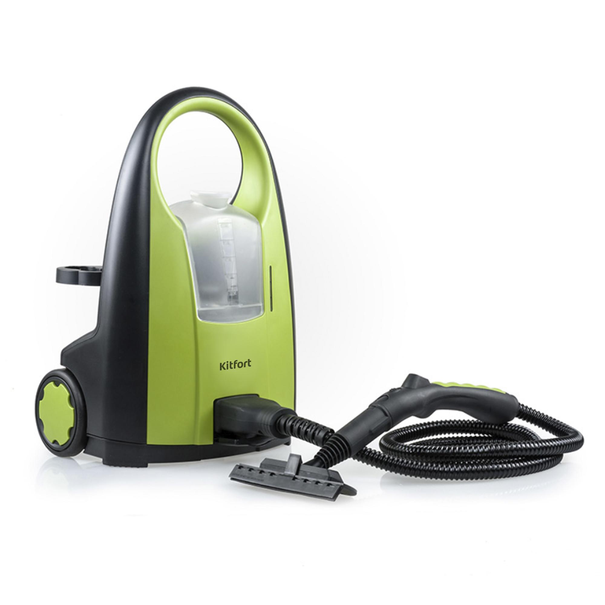 Пароочиститель Kitfort КТ-903 Professional Series купить по цене 11190 руб.: отзывы, фото, характеристики